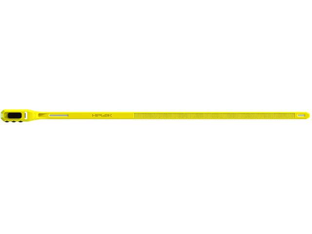 Hiplok Z-Lok Cable Tie Lock 50 cm 3-siffrig yellow